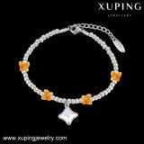 74635 Moda mais novos cristais de borboleta da pulseira de jóias Swarovski
