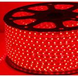 Rode/Blauwe/Groene RGB 60LEDs/M 3528 12V het Flexibele LEIDENE Licht van de Strook
