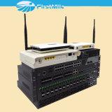Ranurador del ranurador ONU WiFi del gigabit FTTH con IPTV/VoIP/CATV/WiFi