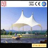 Cortina extensible del pabellón de la cubierta del parque de la estructura de la membrana