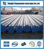 4 riga tubo d'acciaio dell'acciaio api 5L di pollice
