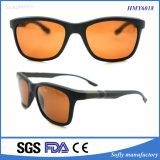 Precio al por mayor 400 ULTRAVIOLETA de las mejores gafas de sol plásticas populares