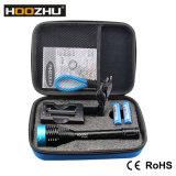 Hoozhu D11 크리 말 LED 최대 1000lm는 잠수 빛을%s 100m를 방수 처리한다