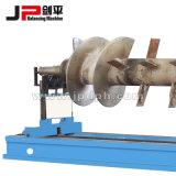 Jp Horizontal máquina de equilibrado del cigüeñal para marinos buque cigüeñal