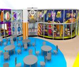 Espaço de Diversões alegrar Cofre Temáticos playground coberto para venda