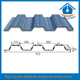 De gegalvaniseerde Bladen van Decking van de Steun van de Vloer van het Staal voor de Hoge Gebouwen van de Stijging