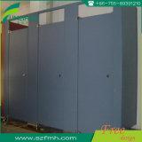 Самомоднейшая подгонянная перегородка туалета HPL Laminate с оборудованием