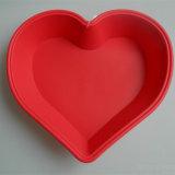 Forme de coeur moule silicone moule