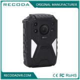 巡査のための4G 3G GPSの機能警察ボディカメラ