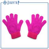 Kundenspezifische preiswerte Großhandelssicherheits-flache warme Handschuhe