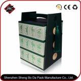 Tres capas Jewerlry personalizado Regalo/Papel cartón de embalaje