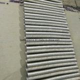 Hohe Isolierungs-Aluminiumpapierklima-Steuerschlauchkaltluft-Gefäß