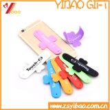 Suporte feito sob encomenda do telefone do silicone da alta qualidade para os acessórios do telefone (YB-AB-029)