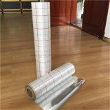 Papel de aluminio de fibra de vidrio Material de aislamiento