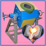 Middelgrote het Verwarmen van de Inductie van de Frequentie Smeltende Overhellende Oven