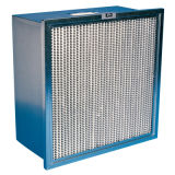 Ht de Hoge Temprature Filter van de Oven HEPA met het Frame van het Roestvrij staal