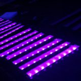 свет штанги шайбы стены 9X3w RGBW UV СИД для этапа