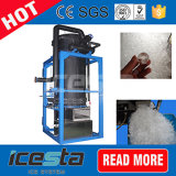 Icesta Industrial 10t / 24hrs Semi-Auto Package Machine e Tube Ice Maker