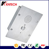 Intercom Phone Knzd-11 Rugged Waterproof Metal Telefone IP Mini Audio Intercom Door Phone