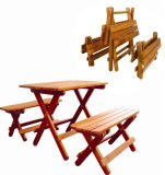 La madera Muebles de jardín de la vida de ocio juegos de mesa muebles de exterior