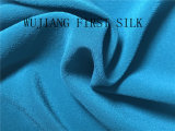 Mistura de viscose tecido de seda