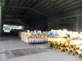 Dia. het u-Type Sicoma van 219mm de Transportband van de Schroef voor de Silo van het Cement