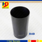 D4d Cylinder Liner para peças sobressalentes para escavadoras Volvo