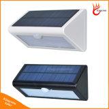 500 Lumen-Solarlampen-Bewegungs-Fühler-helles im Freien Solargarten-Solarlicht