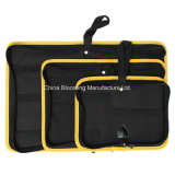 600d Poliéster Multi-Pocket Courier Carpenter Organizador Eletrônico Gear Tool Bag