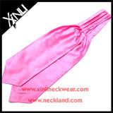Custom Jacquard Woven Mens Moda Ascot Silk