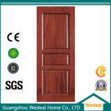 Personnaliser la porte en bois intérieure stratifiée par PVC pour des Chambres