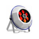 6X15W RGBW Ojo de la Abeja discoteca OVNI Efectos de luz LED