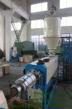 Wir stellen unsere Abnehmer HDPE Rohr-Extruder-Zeile zur Verfügung