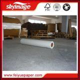 54inch le roulis enorme 45GSM Non-Enroulent sec rapide de papier de sublimation pour l'impression de tissus (la fabrication)