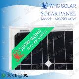 Mono comitato solare di Whc 36V300W per il sistema solare