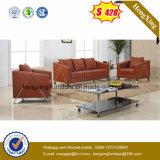 1+2+3 наилучшего качества современной диван-кровать, диван из натуральной кожи (HX-CS054)