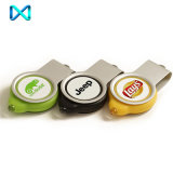 Custom Rotating Memory Stick Thumb U Disk USB 2.0 Flash Drive