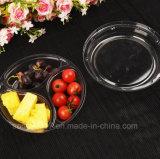 коробка плодоовощ устранимой коробки плодоовощ 400g прозрачная пластичная