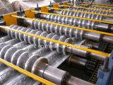 El panel frío del Decking del suelo de acero que forma la máquina
