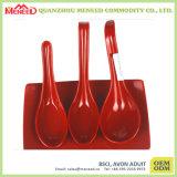 Красный цвет Melamie Chinease стиле рис выложите