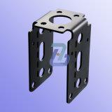 カスタム製造サービス高精度の黒はアルミニウムレーザーの切断の製品を陽極酸化する