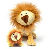 Giocattolo su ordinazione della peluche del leone della peluche