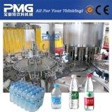 Machine de remplissage de l'eau et ligne automatiques de Prodution pour la bouteille en plastique