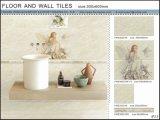 300x600mm de pared y suelo de baldosas de cerámica (vwd36C628)
