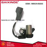 Sensor de posição 90919-05033 do eixo de manivela do carro do preço de grosso para Toyota