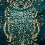 Alineada verde del acoplamiento de la impresión floral de Srta. You Ailinna 305519 con longitud media