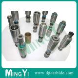 ステンレス鋼型との一連の穿孔器Pin