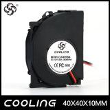 UL-Cer 40X50X10 mm 24V Gleichstrom-kleiner zentrifugaler Gebläse-Ventilator