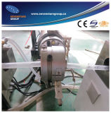Belüftung-faserverstärkte Schlauch-Strangpresßling-Maschine