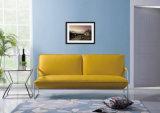 Het moderne Bed van de Bank van de Stof van de Woonkamer Gele voor Huis (HC111)